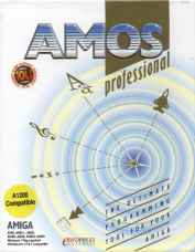 AMOS Professional box