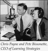 Chris Payne Pete Bissonette 200 subhead