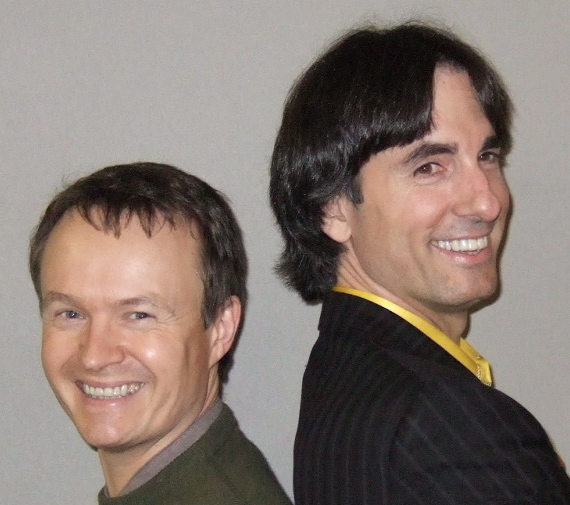 Dr John Demartini and Christopher John Payne