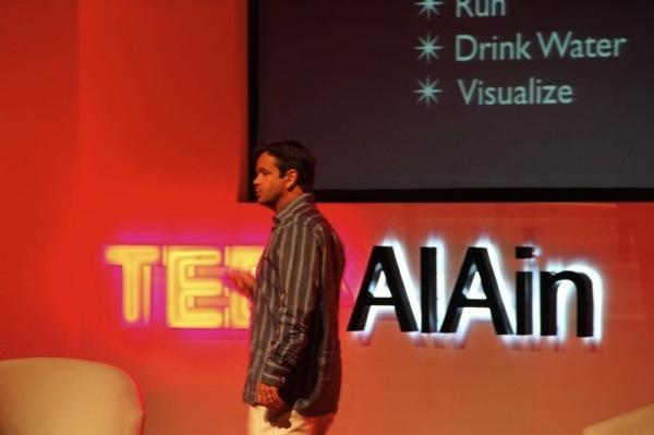 TEDxAlAin Martin Grunberg